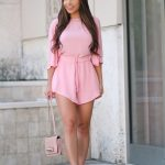 lisa-morales-latina-hot-miami-styles-model-pink-romper-1